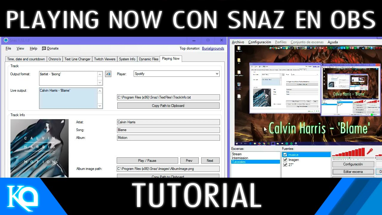 How To Show What Song Is Playing On Obs - Bbw Lezdom-6421