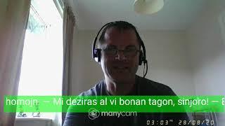 Fundamento De Esperanto Ekzerco 10