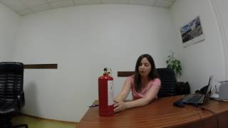 видео срок годности порошкового огнетушителя