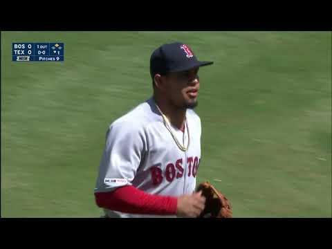 Boston Red Sox Vs Texas Rangers | MLB Regular Season 2019 | 26/09/2019
