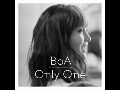 Boa - Only One [ Audio + Lyrics] Romanize + English