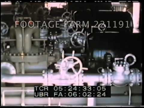 Evolution Of The Oil Industry Pt3/3  221191-03 | Footage Farm