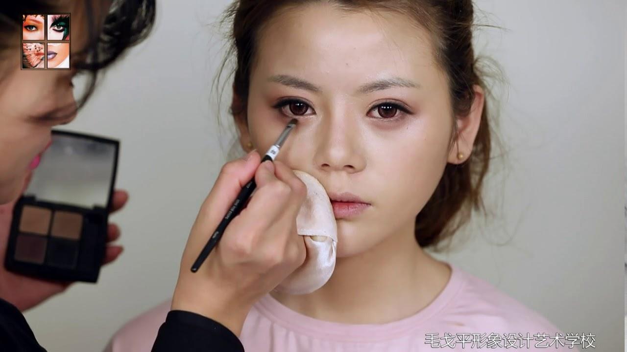 毛戈平化妆学校教学视频公开课–新娘妆