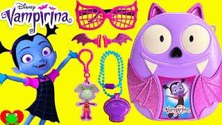 What's Inside Vampirina's Backpack?