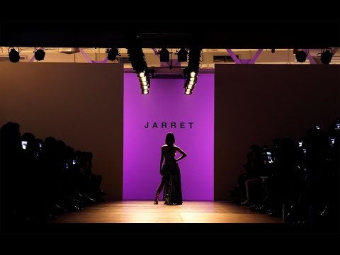 Lia Kim / Purple Cloud - traila $ong / Freestyle Performance at Jarret NYFW 2017 f/w Show