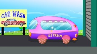 Ice Cream Truck | Car Wash