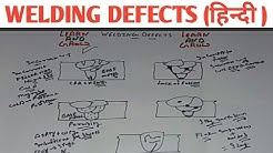 WELDING DEFECTS (हिन्दी )!LEARN AND GROW