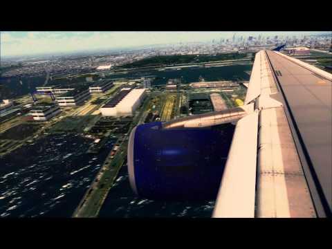 "FSX HD - ""As Real As It Gets"" Philadelphia Landing - Sun Sky Jet Airbus X i7 3610QM GTX 660M"
