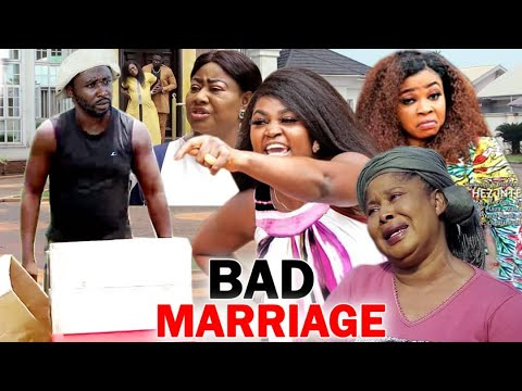 BAD MARRIAGE Complete Season 5&6 - (New Movie) Chizzy Alichi 2020 Latest Nigerian Nollywood Movie