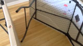 Amateur Comparison Costco Lifetime vs Walmart Mainstay 6' Folding Table