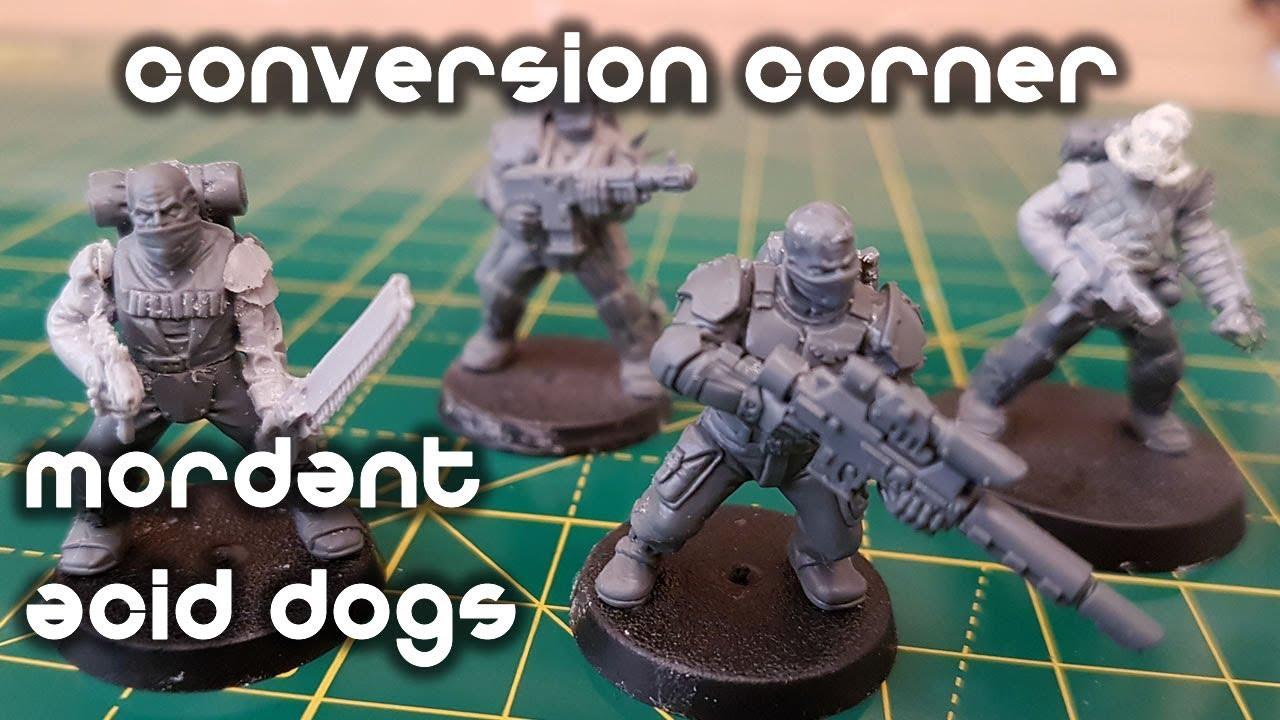 Macleods Mordant Miniatures >> How To Convert Mordant Acid Dogs Conversion Corner