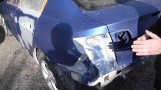 МАЗДА 3 автомобиль готов к покраске  видео№17