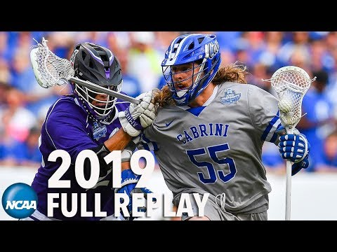 Cabrini V. Amherst: 2019 Men's Division III NCAA Lacrosse Championship