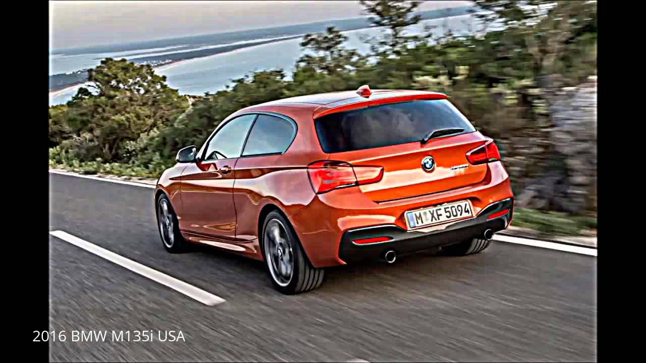 2016 BMW M135i USA   YouTube