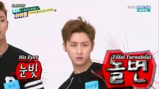 kpop boy groups doing girl group dances bts exo got7 btob up10tion knk etc
