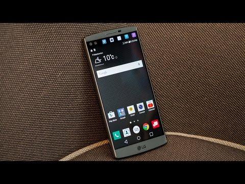 كل ماتود معرفته عن الهاتف المحمول LG V10