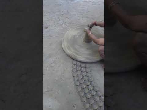 Diwali ki tayari by khampur ke kumhar