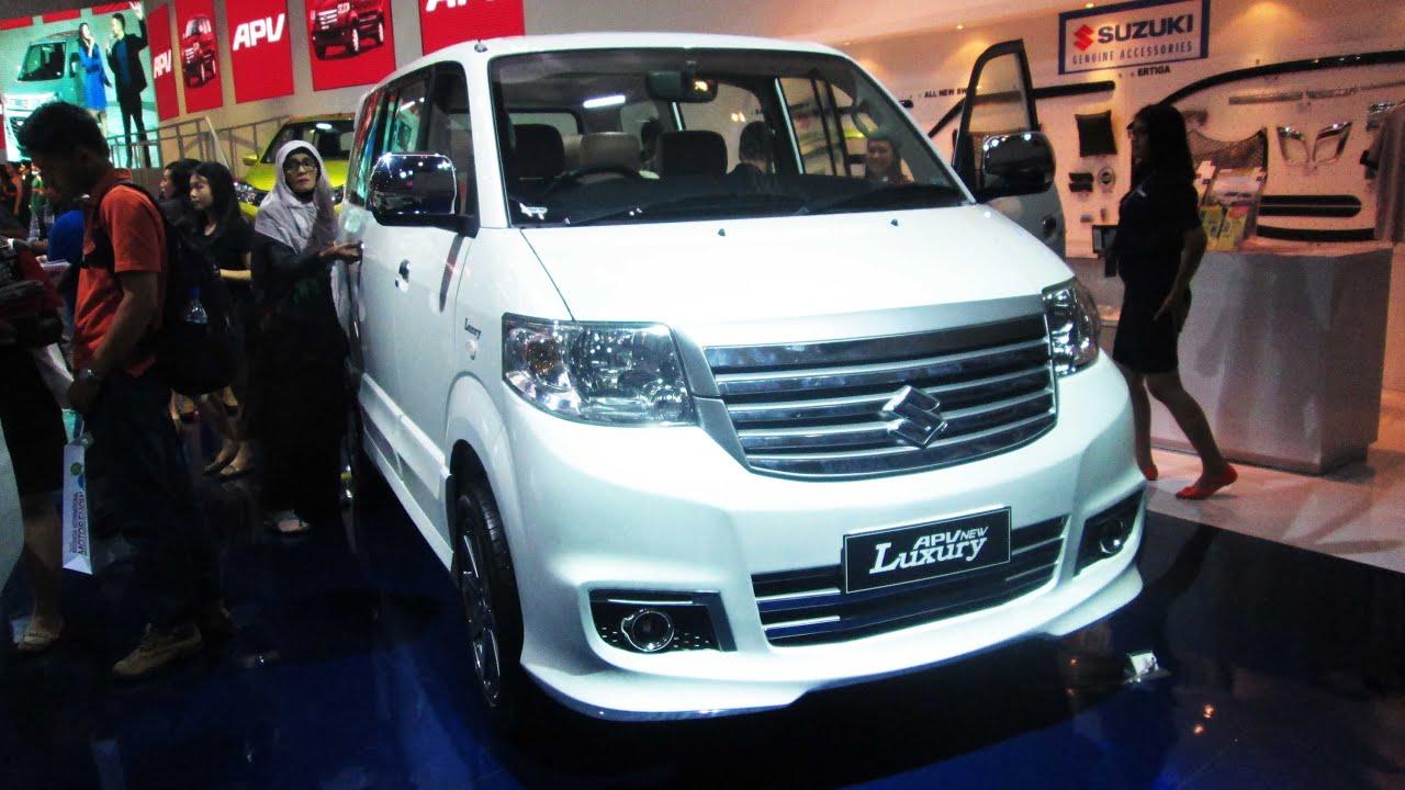 2014 Suzuki Apv New Luxury Youtube