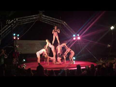 Mullumbimby Circus Festival 2017 - Over 50's Cabaret
