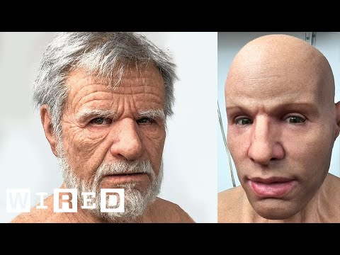 How Hyperreal Masks Keep Fooling People | WIRED