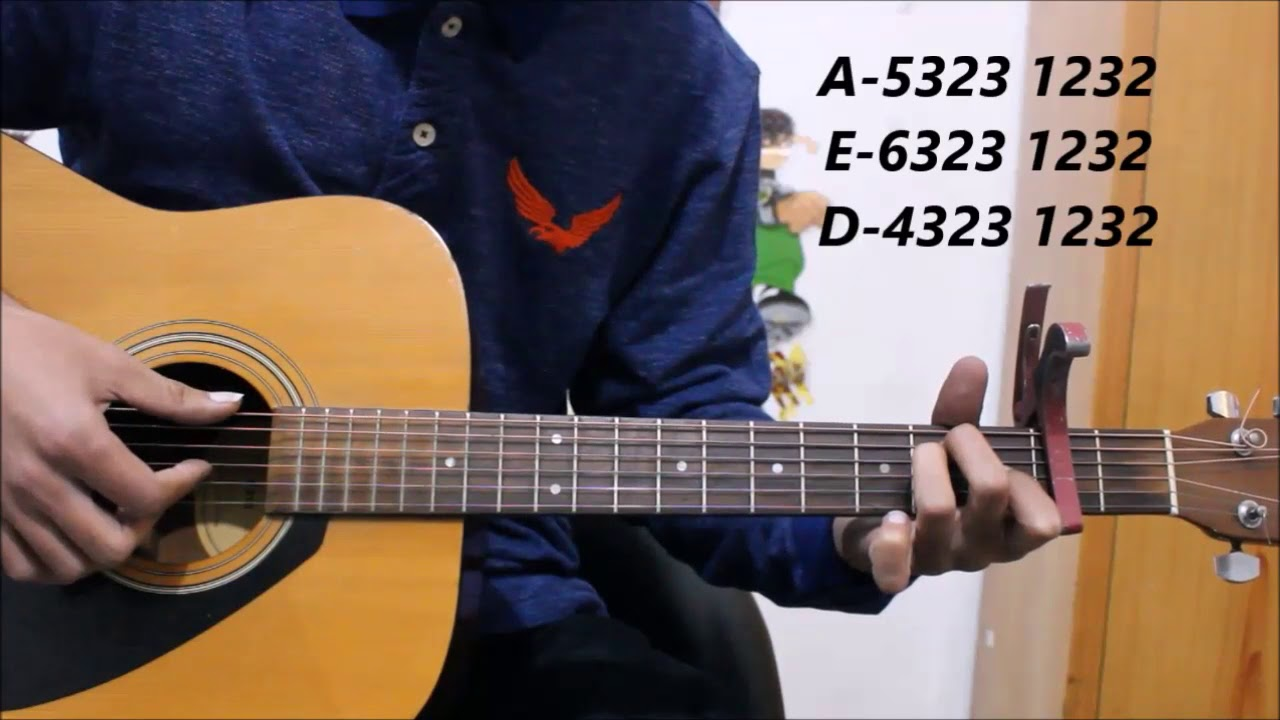 Tere Naam Unplugged Guitar Cover Lesson Chords Tabs Easy Hindi Songs Youtube The first volume of n&s book let's play music is available. tere naam unplugged guitar cover lesson chords tabs easy hindi songs