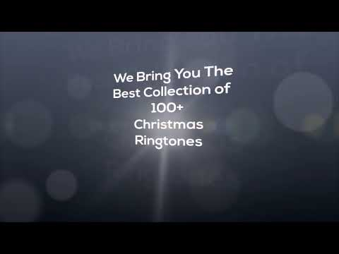 Christmas Ringtone - 2018 Best Collection - HD Mp3 Download