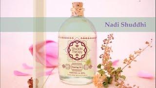 Shuddhi Therapy Healing Oil Nadi Shuddhi