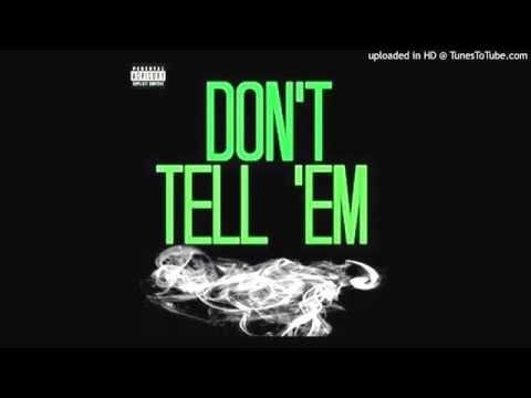 Jeremih -Don't Tell Em (REMIX) Ft Ty Dolla $ign, French Montana, Migos & YG (Prod DJ Mustard)