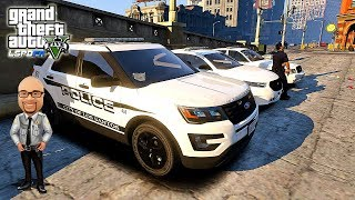 LET'S GO TO WORK| LIVE | LSPDFR | |KISSIMMEE POLICE LORE-FRIENDLY PATROL |#172 SHERIFF DONUT