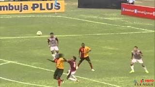 Kingfisher East Bengal vs Mohun Bagan AC 2-1
