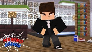 Minecraft: MENINO ARANHA - VIREI DO MAL!? #35