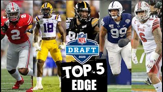 2020 NFL Draft Prospect Rankings: Edge Rushers | Blitzalytics Top 5 Draft Prospect Series