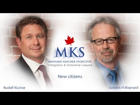 New Citizens - Immigrating  to Canada