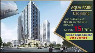 Chung Cư APEC Aqua Park Bắc Giang,dự án mua bán aqua park ở thành phố bắc giang