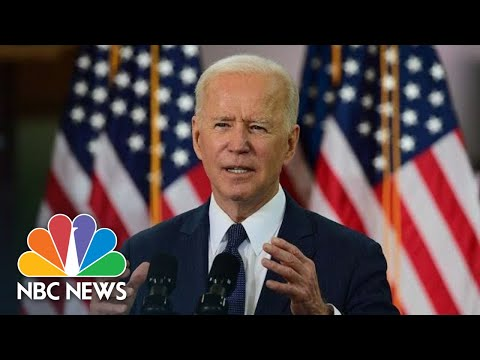 Biden Holds Press Conference With Prime Minister Of Japan | NBC News