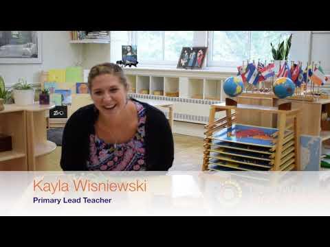 Gladwyne Montessori Primary Program