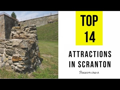 Top 14. Tourist Attractions & Things to Do in Scranton, Pennsylvania