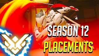 WELCOME TO SEASON 12 COMPETITIVE - OVERWATCH PLACEMENTS