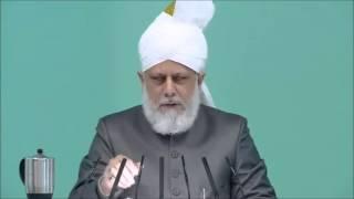 Le plan Waqf-i-Naw - Sermon du 18 janvier 2013