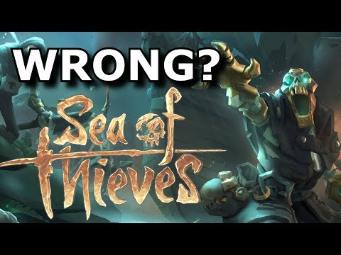 I was WRONG about Sea of Thieves! - Beta Review (Xbox One/PC)
