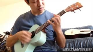 Trịnh Công Sơn - Nhớ mùa thu Hà Nội [Ukulele Solo Cover] [haketu]