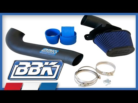 86 93 Ford Mustang GT LX 5.0 Cold Air System Installation Overview