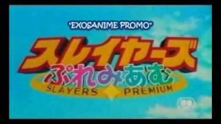 Exosanime Trailer Slayers Premium [2005]