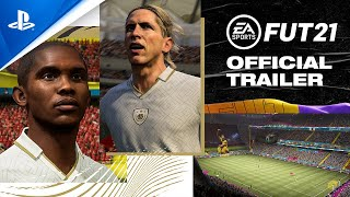 FIFA 21 Ultimate Team | Official Trailer | PS4