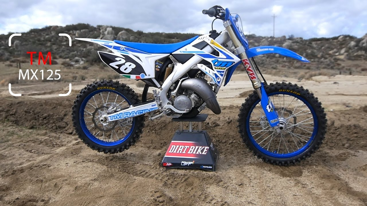 Tm Dirt Bikes >> 2018 Tm Mx 125 Dirt Bike Magazine
