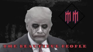 MetalTrump - The Beautiful People (Marilyn Manson)
