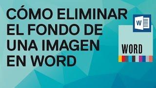 Cómo recortar una imagen en Word 2010. Cómo eliminar el fondo de una imagen en Word 2010