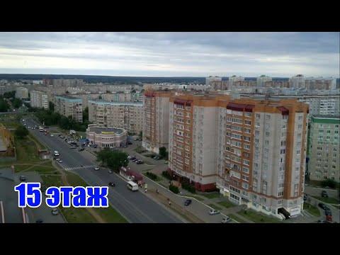 Трехкомнатная квартира с шикарным видом на город / г. Оренбург ул. Салмышская д. 36