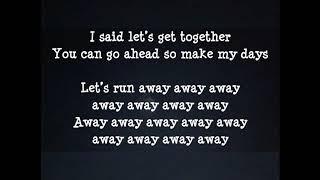 Away (Lyrics) by Fatin