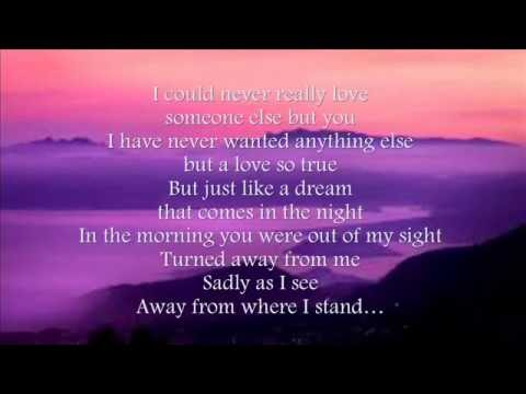someone always saying goodbye by toni gonzaga with lyrics